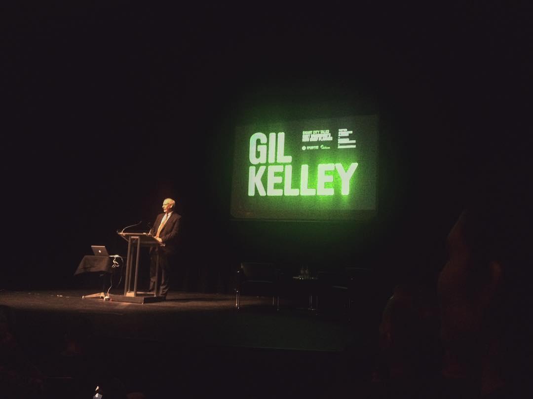 Meet @cityofvancouver's new Chief Planner, Gil Kelley. #urbanariumtalk #urbanariumtalks #vanpoli  @shelley_long